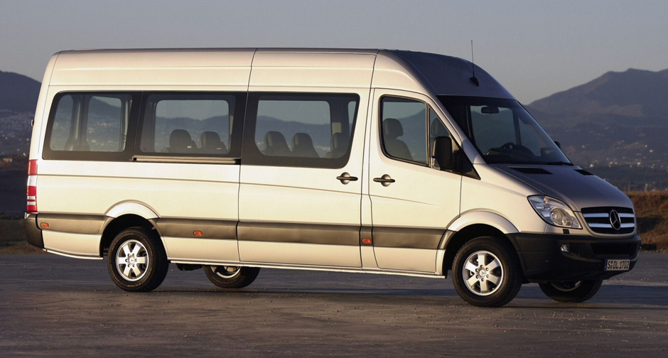 rent a car baku Mercedes Sprinter