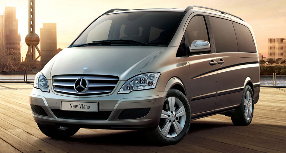 baku rent a car Mercedes Viano